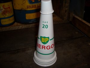 BP Repro Oil Top