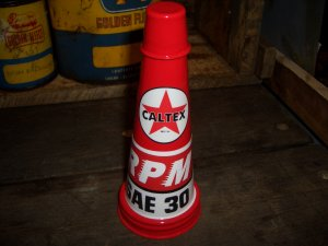 Caltex RPM Repro Top